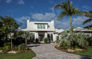 Bermuda Style Waterfront Home Built By Murray Homes Inc