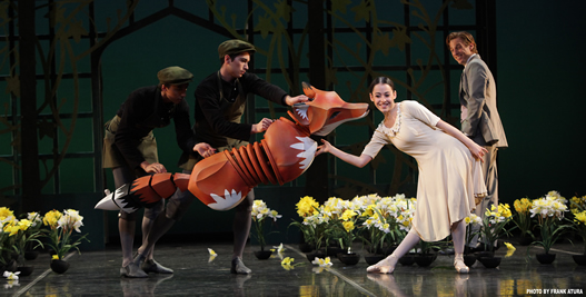 The secret garden by the sarsota ballet